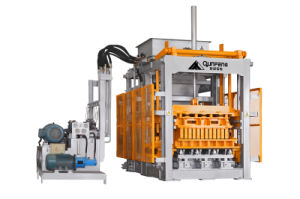 Fully Automatic Block Making Machine in Middle East (biggest capacity) pictures & photos