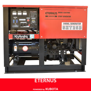 High-Tech Low Noise Diesel Generator (ATS1080) pictures & photos