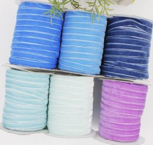 More Color Choice Velvet Ribbon for DIY and Garment Decoration
