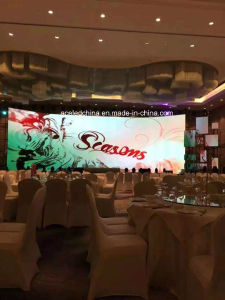 Slim Rental LED Display /Indoor Full Color LED Video Screen pictures & photos