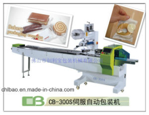 Intelligent Servo Automatic Candy Packaging Machine (CB-300S)