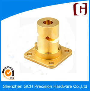 OEM / ODM Brass CNC Machining/Turning/Milling Supplier in China