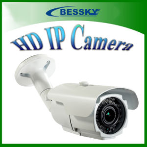 Waterproof Infrared Auto Zoom 2MP 1080P Poe IP Camera (BE-IPWB)