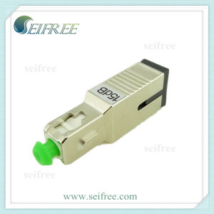 Female to Male Fiber Optic Attenuator Sc Adapter pictures & photos