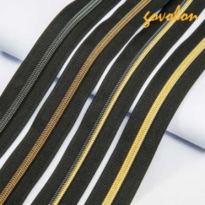 Metal Zipper/Nylon Zipper/SGS CQC Approved pictures & photos