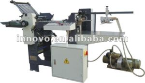 Automatic Letter Folding Machine (ZX360-2) pictures & photos