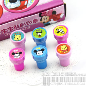 Custom Rubber Stamp Cartoon Stamp for Kids pictures & photos