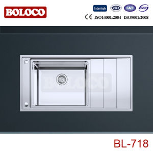 Steel Sink (BL-718)