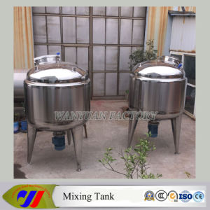 Stainless Steel High Shear Mixing Tank Emulsification Tank pictures & photos