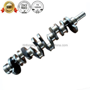 Crankshaft for Scania Ds11, Ds12, Ds13, Ds14 pictures & photos