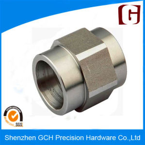 Customized Hexagon Coupling CNC Machining