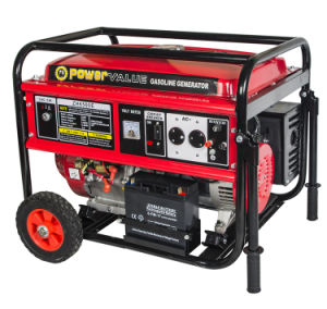 Gasoline Small Generator 5kw 3 Phase Genset Generator Small Genset pictures & photos