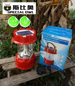 SL-144, LED Solar Emergency Lighting with FM Radio pictures & photos