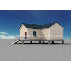 Luxury Prefabricated Housevilla House for Vocation pictures & photos
