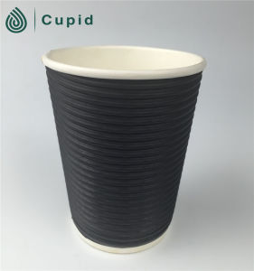 Single Side PE Coated Paper Cup for Vending Machine Hot Drink pictures & photos