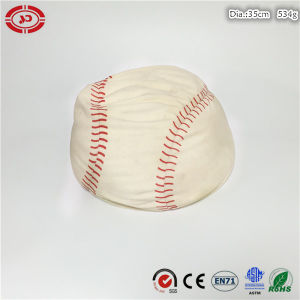 White Baseball Cute Quality Stuffed Foam Beads Soft Ball Toy pictures & photos