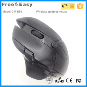 Notebook Optical 2.4GHz Wireless Mouse with Micro-Receiver pictures & photos