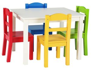 China Kids Furniture Wooden Table 4