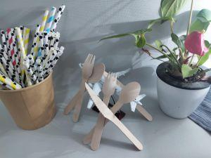 China Wooden Ice Cream Spoons, Wooden Ice Cream Spoons
