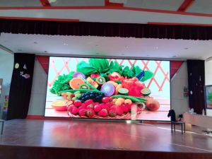 P3 Indoor Full Color LED Advertising Screen/ LED TV High Refresh Rate LED Module