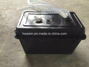 2 PCS IP67 Waterproof Buried Battery Box for Solar Lighting pictures & photos