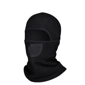 Outdoor Balaclava Full Face Mask Hat Caps Hood Neck Protection Ski Black
