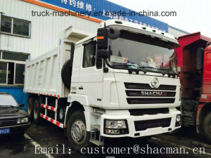 F2000 Shacman 6X4 Dump Truck 340HP Weichai Engine pictures & photos