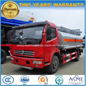 Fuel Truck Wheels >> Dongfeng 6 Wheels 8000 Liters Oil Gasoline Diesel Tank Truck