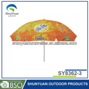 Outdoor Sun Umbrella Advertising Oxford Beach Umbrella