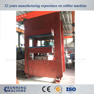 300tons Rubber Vulcanizing Press Machine for Solid Tyre