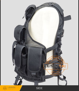 Mesh Tactical Vest with Matching Belt pictures & photos