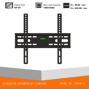 Cheaper Fixed TV Bracket TV Rack TV Wall Mount Vesa: 300*300mm pictures & photos