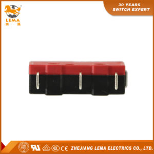 Lema 5A Black and Red Kw12-13 Micro Switch pictures & photos