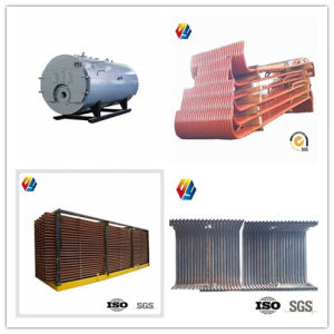 China Heat Resistant Steam Boiler Membrane Water Cooled Wall Tubes Boiler