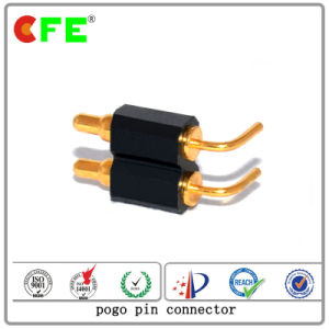 90 Degree Bend Pogo Pin Connector with Housing pictures & photos