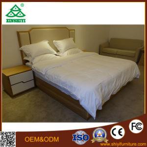 OEM White Ash Wood Bedroom Furniture Bedroom Set for Sale