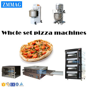 Electric Pizza Dough Roller Rolling Machine (ZMC-309M) pictures & photos