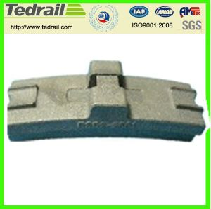 Novelty Composite Brake Shoe or Brake Pad pictures & photos