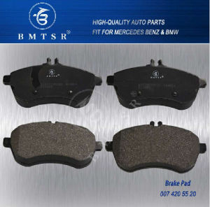 Brake Pad Supplier OEM 0074205520 W204 pictures & photos