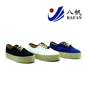 Fashion Casual Canvas Shoes Bf1701498 pictures & photos