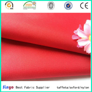Panama PVC High Quality 600d Polyester Textiles Fabric Manufacturers pictures & photos