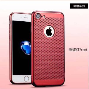 Electroplated Laser TPU Phone Cases for iPhone 7 pictures & photos