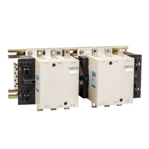 LC1-F300 (cjx2-F) Mechanical Interlocking Reversing Contactor pictures & photos