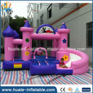 High Quality Low Price Inflatable Bouncer with Slide, Inflatable Combo