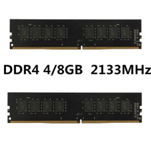 2017 Hot Sales Unbuffered DDR4 PC2133 288pin Memory Capacity 4GB 8GB Computer RAM for Desktop pictures & photos