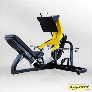Plate Loaded Equipment Type Hammer Strength Fitness Equipment/Leg Press Machine pictures & photos