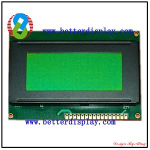 Stn LCD Screen Green Negative LCD Display LCD Panel pictures & photos