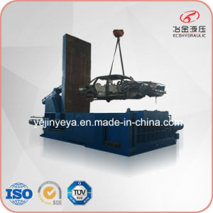 Automatic Car Baling Press (25 years factory) pictures & photos