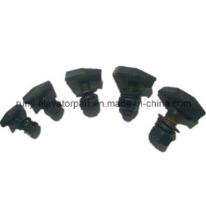 Black Elevator Parts T Clips