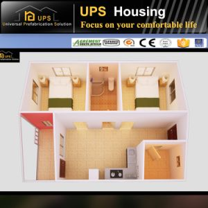 Living Prefabricated Container House with New Design pictures & photos
